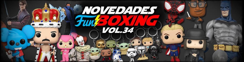 Funboxing Vol.34