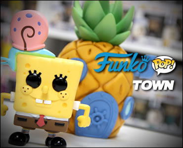 CMS Funko Pop Town MOBILE