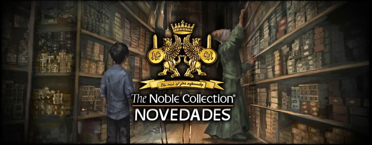 Noble Collection Unboxing Vol.6